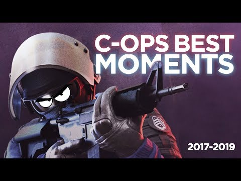 Critical Ops BEST MOMENTS! C-OPS Moments 2017-2019