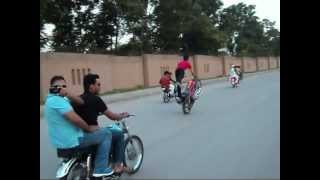 Rawalpindi Wheeling (14 July 202 : Friday)