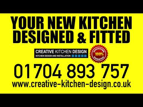 Fitted Kitchens Maghull - Kitchens by Creative Kitchen Design