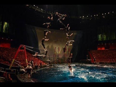 Russian Swing - The House of Dancing Water - UBNR