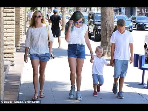 Reese Witherspoon's  Beautiful Moments with Her Family