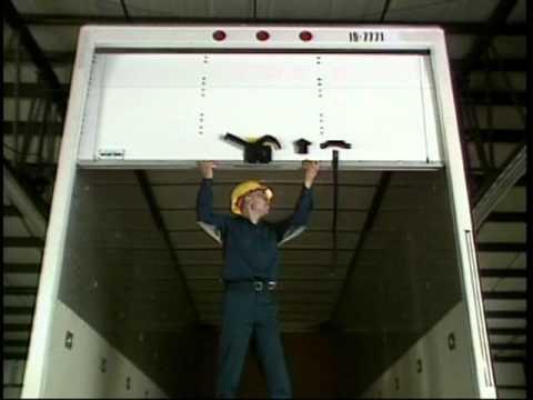 Whiting Door Premium Roll Up Door Final Inspection Youtube