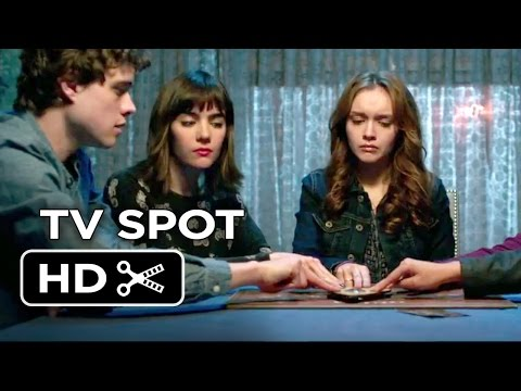 Ouija TV SPOT - Existed For Centuries (2014) - Olivia Cooke, Daren Kagasoff Horror Movie HD