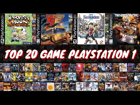 20 GAME TERPOPULER DI PLAYSTATION 1