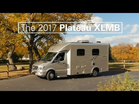 2017 Pleasure-Way Plateau XLMB Tour