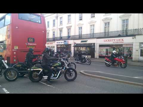 Outlaws MC: England chapter - Leamington Spa 14/05/2016
