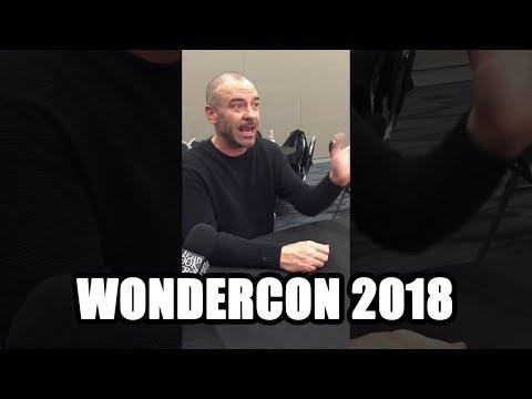 Star Trek Discovery  Alan Van Sprang 'Leland'   WonderCon 2018