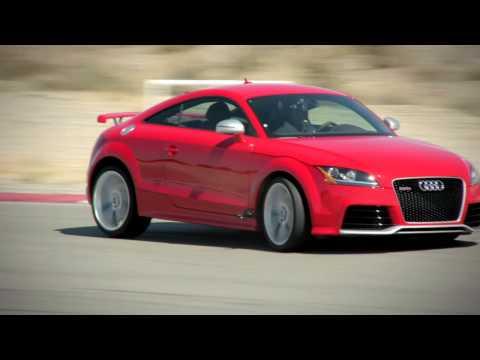 How a Audi TT becomes an Audi TT RS
