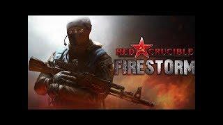 Летсплей Українською! Let'sPlay UA/проходження гри Red Crucible: Firestorm#live/online/онлайн