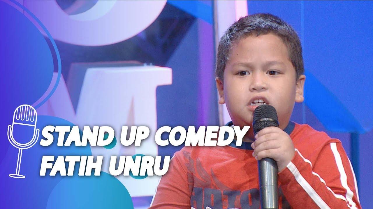 SUCI 3 - Stand Up Comedy Fatih Unru: Aku Sih Lebih Seneng Jadi Anak Kecil dan Ga Mau Cepet Gede