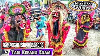 vuclip Jaranan Ndadi Full Solah---Rampak Barong & Tari Kuda kepang Jaranan Mustiko Wijoyo Live Glagahan