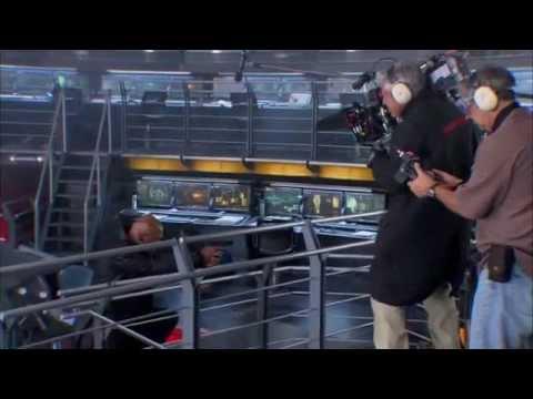 Как снимались мстители
