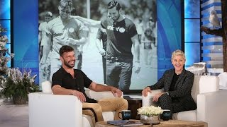 Ricky Martin Is Engaged!