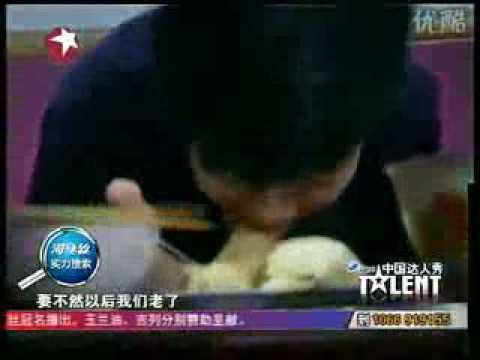 Liu Wei - Armless Pianist - China's Got Talent 8-8-2010 [ English Annotations ]