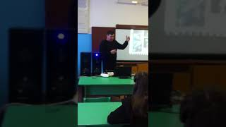 Урок биологии 9 класс