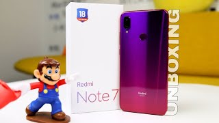 Redmi Note 7 Unboxing || First Look || Features || Price
