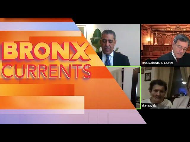 BronxCurrents: Virtual Swearing In Ceremony of Congressman Adriano Espaillat
