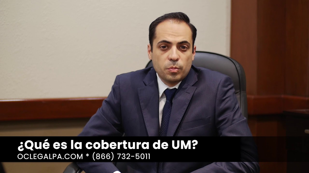 What is Uninsured Motorist coverage? (UM) (Espanol) - YouTube