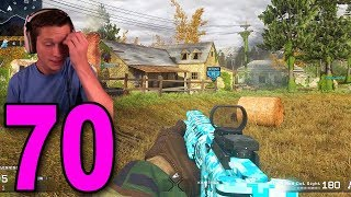 OVERGROWN VS ONE OF THE BEST SNIPERS EVER - Pink Wall Part 70