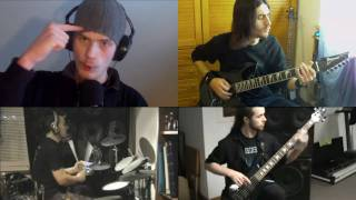 Cannibal Corpse - Hammer Smashed Face - [collaboration cover]