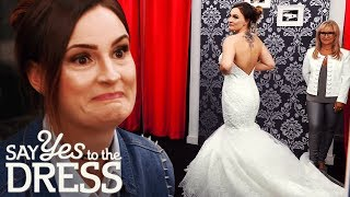 I Didn't Say Yes to the Dress, My Mum Did! | Say Yes To The Dress UK