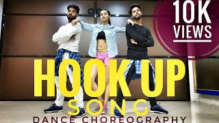 HOOK UP song | student of the year 2 | Dance choreography | hip-hop | Timelapse |Tiger Shroff & Alia