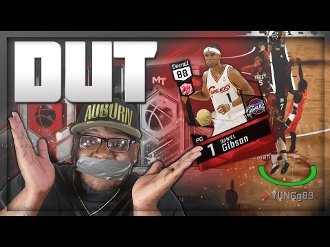 JUICEMAN TRIED TO DUT TAPE ME! RUBY DANIEL GIBSON IS STEPH CURRY! NBA 2K17 MyTeam
