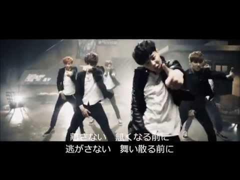 【歌詞字幕付き】防弾少年団(BTS)『BOY IN LUV -Japanese Ver.-』【MV】�p HD/HQ】