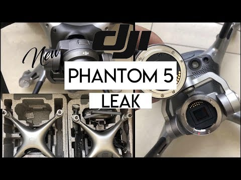 Phantom 5 Leaked Images | Discussed