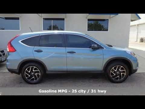 2016 Honda CR-V Killeen TX Austin, TX #L8023BB