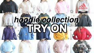 TRY-ON HOODIE COLLECTION