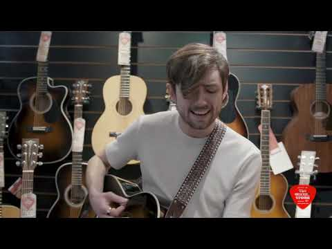 Calum Lintott  - 'Girls Just Want To Have Fun'. Live in The Guitar Store, Southampton.