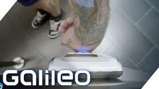 Mensch oder Cyborg? Mikrochips unter der Haut   Galileo   ProSieben