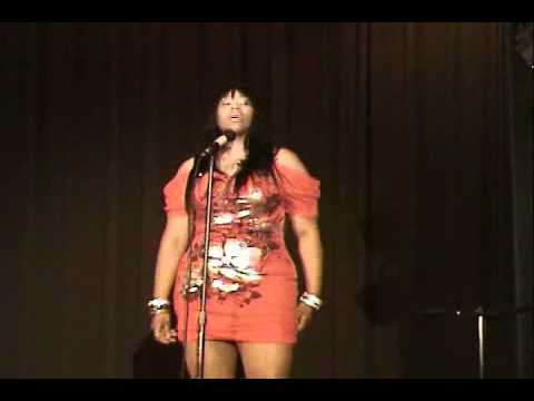 NiQue Miss Black America Performance 2011