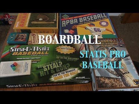 Boardball: Statis Pro Baseball