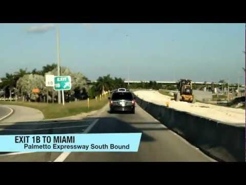 Weston to Miami