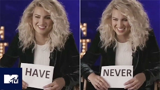 Tori Kelly Plays Never Have I Ever! | MTV
