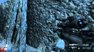 "Medal Of Honor™ : ""Deuce"" AFO Wolfpack (Walkthrough #3)"
