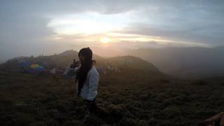Mt.Pulag-Chasing Sea of Clouds