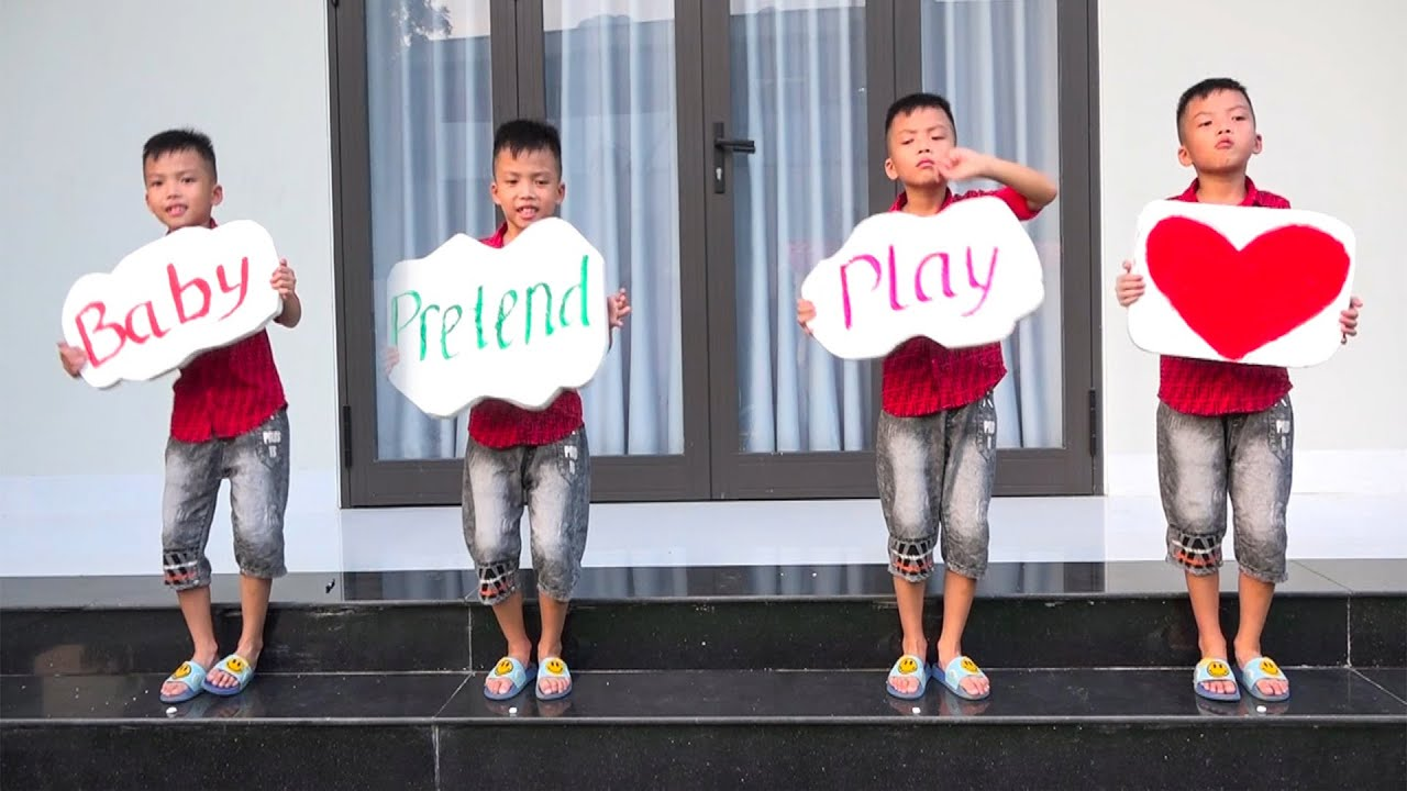 أغنية للأطفال كان ماكدونالد قديم مزرعة القوافي للأطفال by Baby Pretend Play