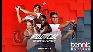 HEAD Graphene 360 Radical Pro Tennis Racquet Review | Tennis Express