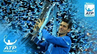Watch Nitto ATP Finals 2018 LIVE streams on Tennis TV