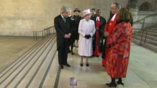 Nelson Mandela's death - how did The Queen react?