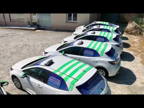 Partenaire Carius : Ambulances et Taxis Veyrier