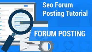 Forum Posting 2018 | SEO forum posting tutorial 2018 | SEO - Part 51 thumbnail