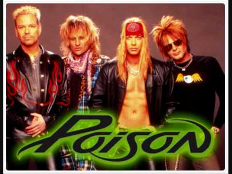 Poison - Nothing but a good time (Standard Tuning Backtrack)