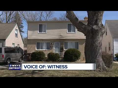 Inkster woman who caught fire while sitting on porch has died