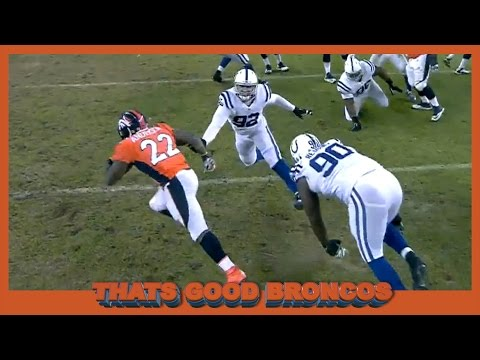Denver Broncos vs Indianapolis Colts: Playoffs 2015