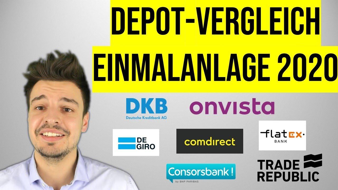 Depot Aktien Vergleich