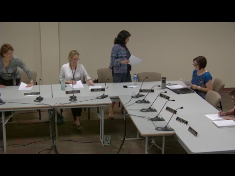 SUSD Governing Board Special Meeting & Executive Session 5/14/18